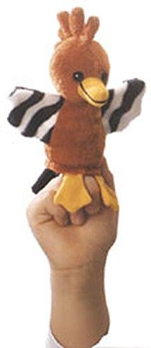 Fingerpuppe Wido Wiedehopf: aus der Kinderbibel