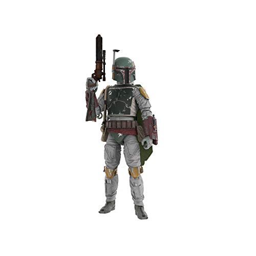 STAR WARS The Vintage Collection Boba Fett Toy, 3.75-Inch-Scale Return of The Jedi Action Figure, Toys for Kids Ages 4 and Up