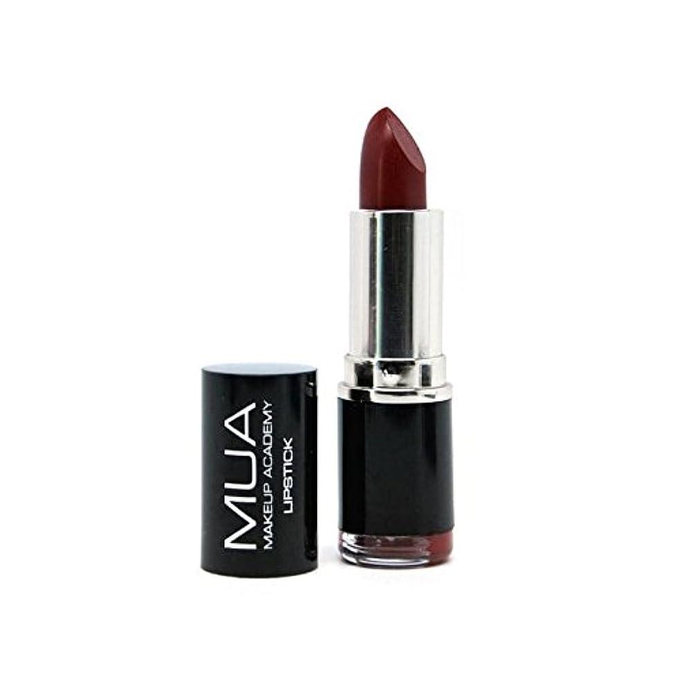 動員する指令剥ぎ取るMUA Lipstick - Shade 1 - の口紅 - 日陰1 [並行輸入品]
