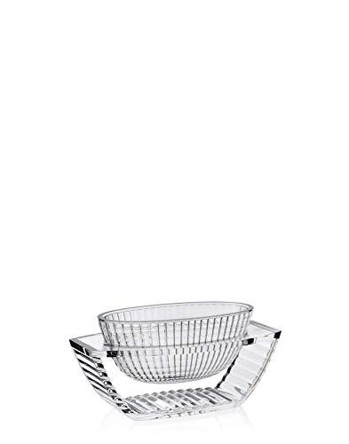 Kartell U Shine, Tischdekoration, Glasklar