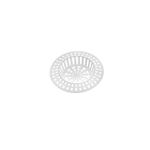Westmark 52072270 Tamis d'évier 7cm 2 pièces en Plastique Blanc, 14 x 7 x 2 cm