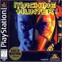 machine hunter ps1