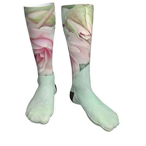 Jack16 Romantic Cushion In The Current Shabby Styles Unisex Knee High Socks Long Socks High Boot Thigh High Stockings Leg Warmers Sport Stocking