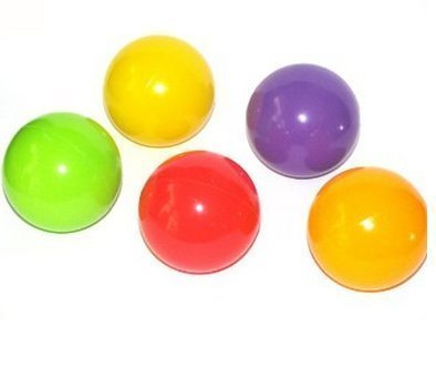 Playskool Replacement Ball Set for Ball Popper Toys - Elefun & Busy Ball Popper (Colors may vary)