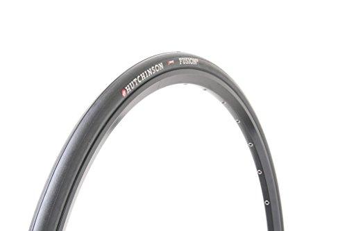 HUTCHINSON Fusion pneus vélo Noir, 28 700 x 23, 23–622