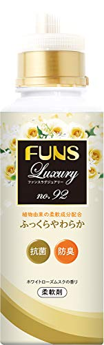 第一石鹸 FUNS Luxury柔軟剤No92本体 4902050210483 1セット(600ML×15)