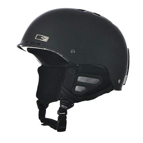 Smith Holt Snow Helmet Matte Black L