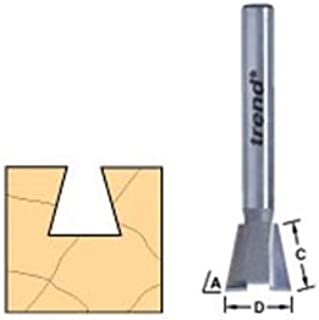 31/02 x 1/4 TCT Dovetail Cutter 103° 13.2 x 13mm