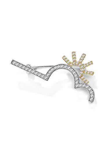 Meredeng broche voor dames broche broche pin vaste kleding pullover mantel accessoires kraag pin