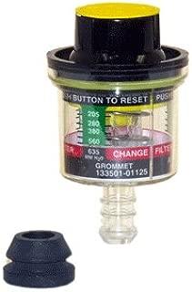 air filter change indicator