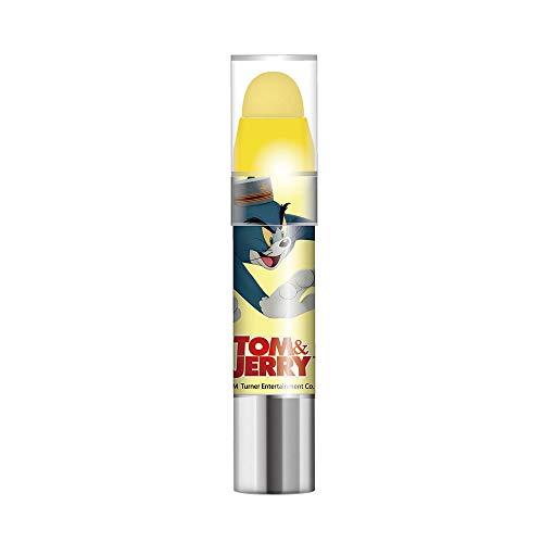 レブロン 【限定パッケージ Tom & Jerry】キス シュガー スクラブ 213 スウィート ユズ (塗布クリア) 2.6g リップバーム リップクリーム トムとジェリー 角質ケア 薄いゆず