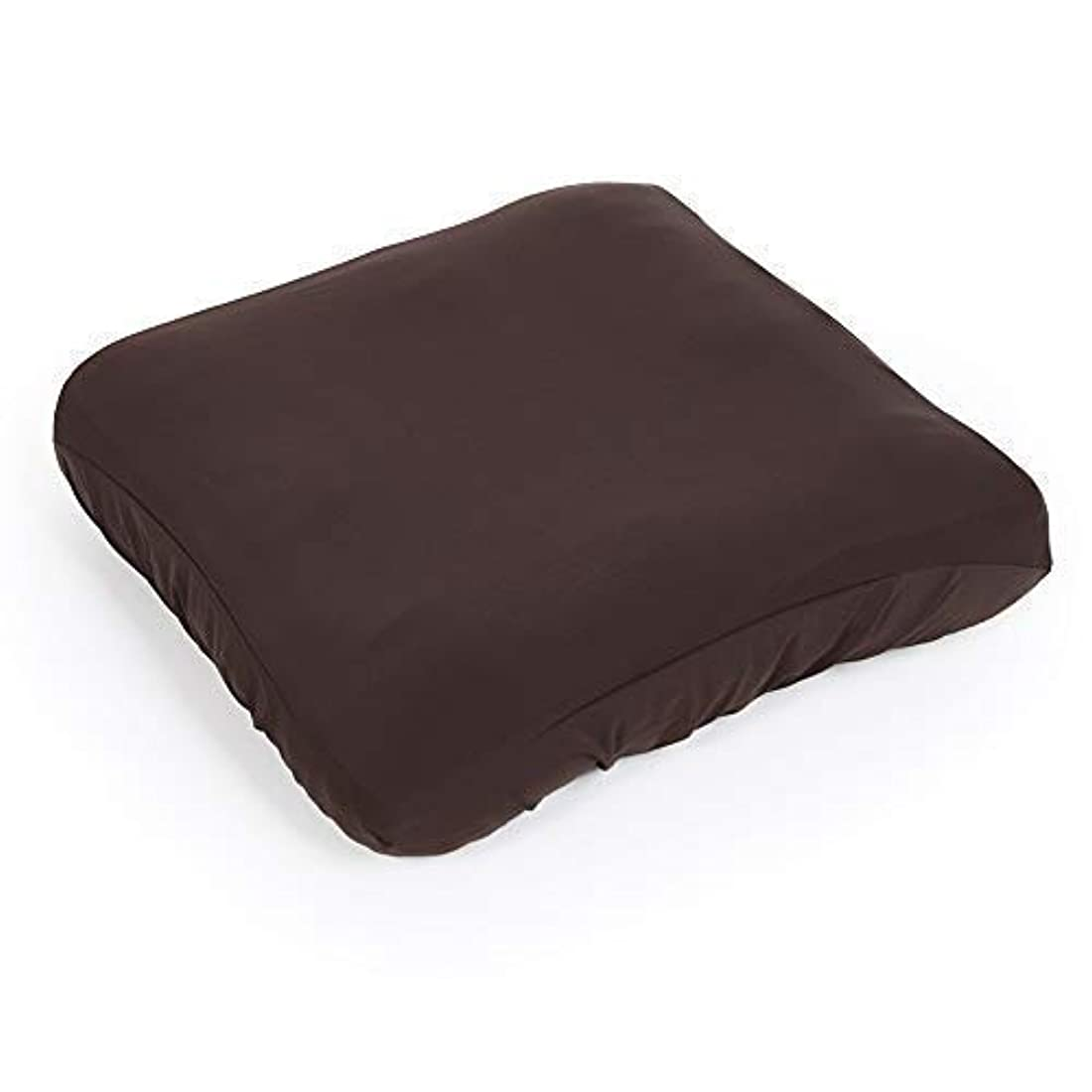 理解果てしないメーターBaibu Home 専用 座布団 カバー 冷感素材 ブラウン