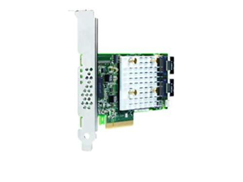 Hewlett Packard Enterprise HP 830824-B21 Smart Array P408i-p SR Gen10 - Storage Controller (RAID) - 8 Channel - SATA 6Gb/s/SAS 12Gb/s - 1.2 GBps - RAID 0, 1, 5, 6, 10, 50, 60,