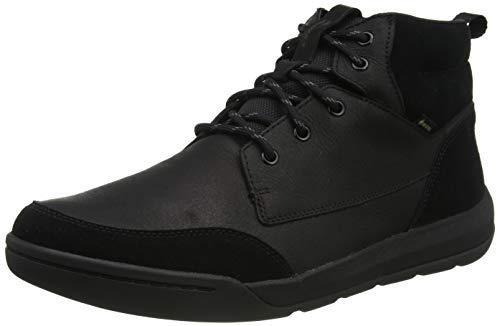 Clarks Goretex ASHCOMBE HIGTX Ankle Boots Size 7.5 Adult Colour Black