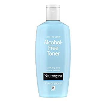 Neutrogena Oil- and Alcohol-Free Facial Toner Hypoallergenic Skin-Purifying Face Toner to Cleanse Recondition and Purify Skin Non-Comedogenic Quick-Absorbing 8.5 fl oz
