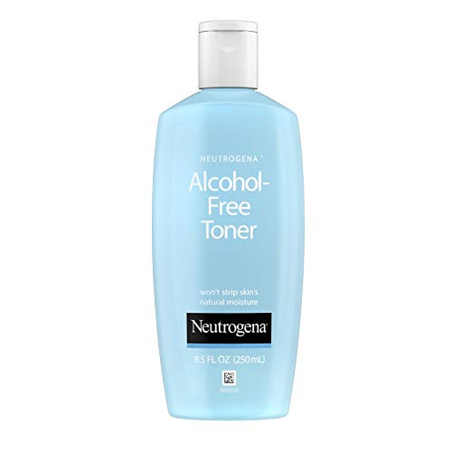 Neutrogena Oil And Alcohol-free Facial Toner, 8.5 Fl. Oz