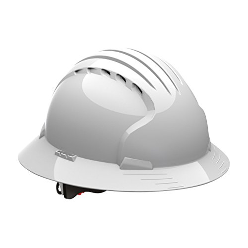 Evolution Deluxe Full Brim Hard Hat