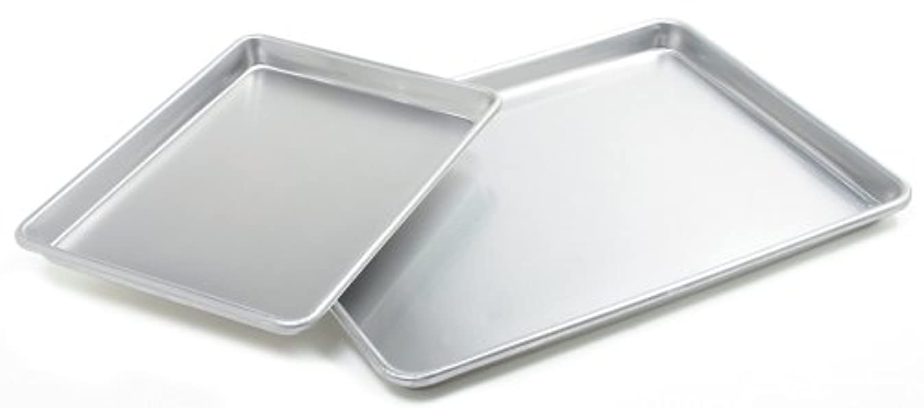 Norpro 18 Inch x 13 Inch Commercial Grade Aluminum Jelly Roll Pan