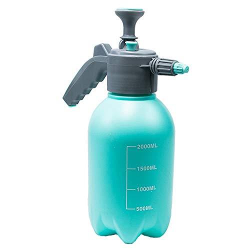 XWYGC 2L Pump Action Drucksprüher - Tragbare Garten Sprühflasche Wasserkocher Pflanze Blumen Bewässerung Werkzeug, ergonomischer Griff für die Gartenarbeit