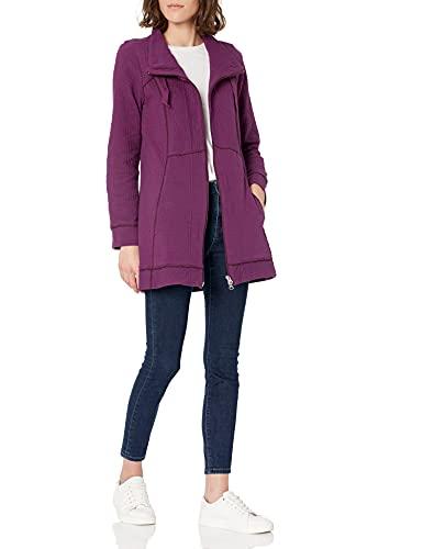 Neon Buddha Women's Fulton Jacket, Plum, XS