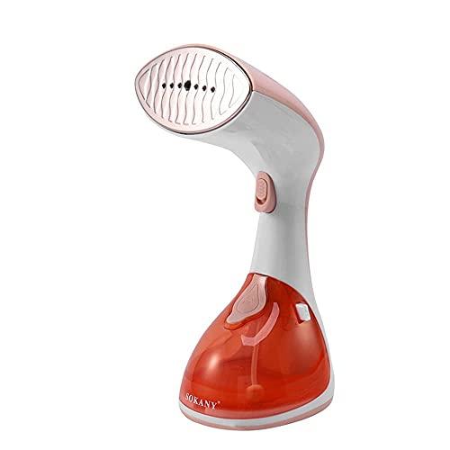 LHJCN Plancha de Vapor portátil para Ropa, vaporizador de Aire portátil para el hogar, práctico vaporizador para Ropa, Tela