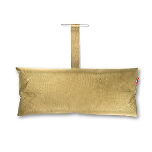 Fatboy® Headdemock Pillow Sand   Hängematten-Kissen   Gemütliches Polyester Hängematten-Kissen   70 x 30 x 13 cm