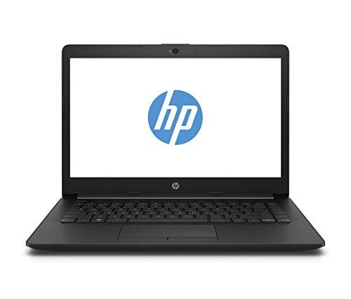 HP Notebook 14-dg0001ng 35,56 cm (14 Zoll HD) Notebook (Intel Celeron N4000, 4GB RAM, 64GB SSD, Intel UHD Graphics 600, Windows 10 Home 64) schwarz (Generalüberholt)