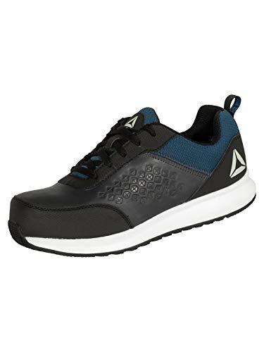 Reebok Zapatos de seguridad Print Premier S3 Navy, color Azul, talla 41 EU