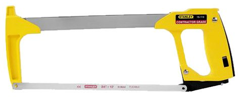 Stanley 15-113 12-Inch High Tension Hacksaw