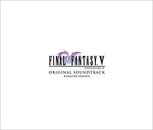 FINAL FANTASY V Original Sound Track Remaster Version