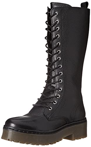 Guess Toki, Stivali alla Moda Donna, Black, 36 EU
