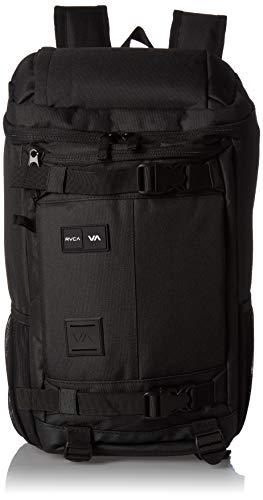 RVCA Men's Voyage Skate Backpack, black, ONE SIZE