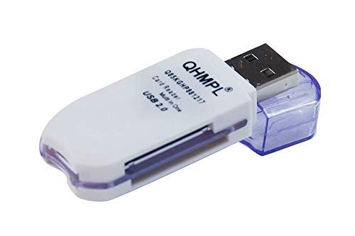 QUANTAM QHM5087 Memory Card Reader