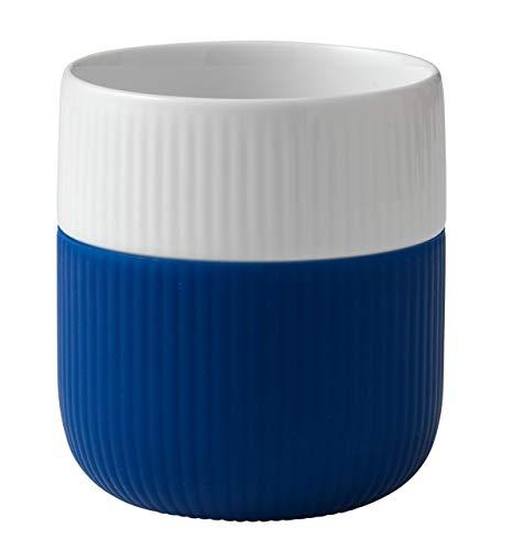 Royal Copenhagen 1017329 Contrast - Vaso (Silicona), Color Azul