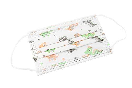 Hygienemasken 3-Schicht-Masken für Kinder 20 Einheiten (C17)