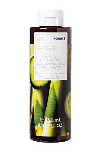 KORRES CUCUMBER BAMBOO Revitalisierendes Duschgel, 250 ml