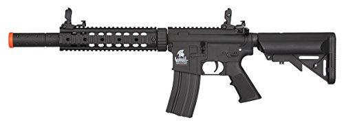 Lancer Tactical Low FPS M4 Gen 2 AEG Electric Airsoft Rifle Gun
