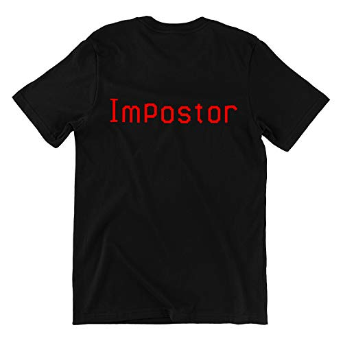 Imposter Among Us Shirt | Amoung Us Game Merch T Shirts Adult Tshirt Mens M Tee