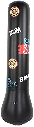 Saco de boxeo niños de pie saco de boxeo inflable saco de boxeo independiente vaso de descompresión saco de arena boxeo entrenamiento boxeo entrenador