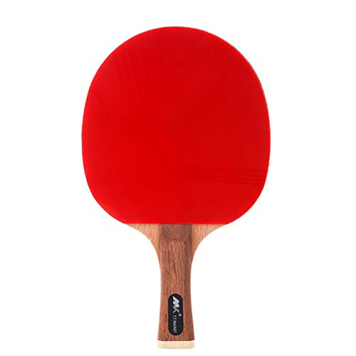 Table Tennis Set, high-Elastic wear-Resistant Portable Table Tennis Racket, Kids Entertainment Training Sports Table Tennis Racket, Best Equipment for Beginners