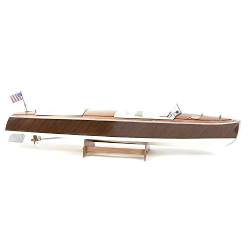 Billing Boats Fatturazione Barche Scala 1: 15 ' Phantom Runabout Model Construction Kit
