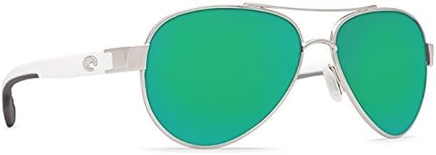 Costa Del Mar Loreto Palladium Square Sunglasses