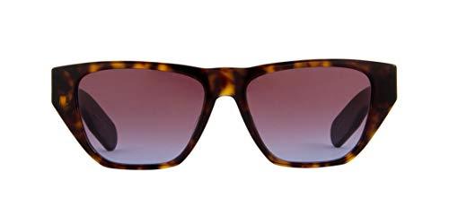 Dior sonnenbrille DIORINSIDEOUT2 086/YB havana braun größe 54 mm frau