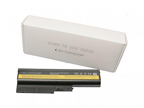 ipc-computer Batterie 56Wh Compatible avec la Serie Lenovo ThinkPad R61e