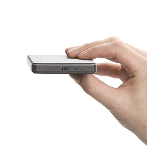 Unidade de estado sólido portátil USB-C SSD externo U32 Shadow 4TB