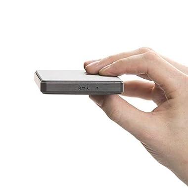 U32 Shadow External 1TB USB-C Portable Hard Drive