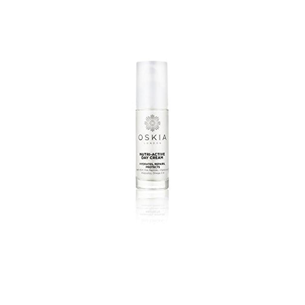 プランター司書地下室Oskia Nutri-Active Day Cream (40ml) (Pack of 6) - のニュートリアクティブデイクリーム(40ミリリットル) x6 [並行輸入品]