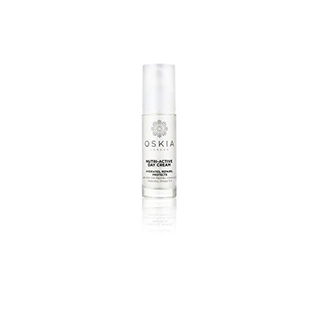 残る識別コードレスOskia Nutri-Active Day Cream (40ml) - のニュートリアクティブデイクリーム(40ミリリットル) [並行輸入品]