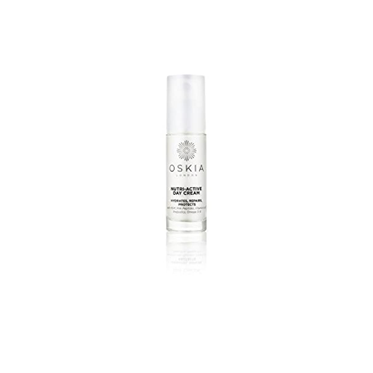 否定するパンチ罪Oskia Nutri-Active Day Cream (40ml) - のニュートリアクティブデイクリーム(40ミリリットル) [並行輸入品]