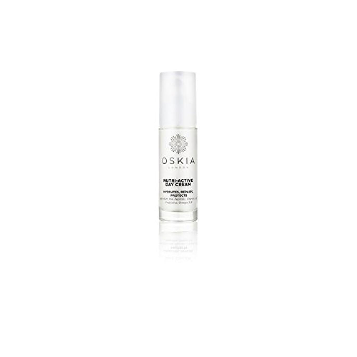 のニュートリアクティブデイクリーム(40ミリリットル) x2 - Oskia Nutri-Active Day Cream (40ml) (Pack of 2) [並行輸入品]